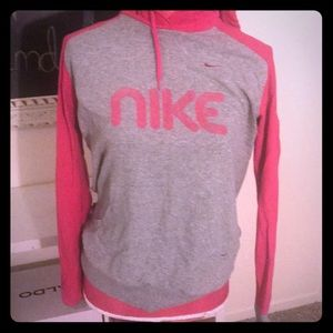 A Nike sweater bought from Nike